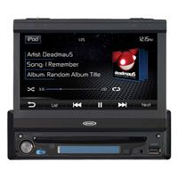 """Jensen 7"""" widescreen LCD with touch panel display (VM9115)"""
