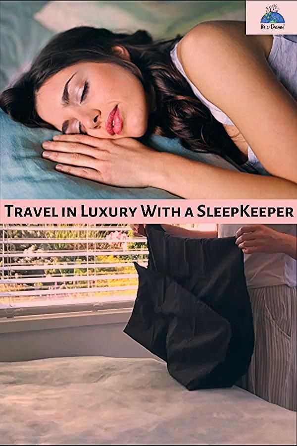 Photo of Travel in Luxury With a SleepKeeper
