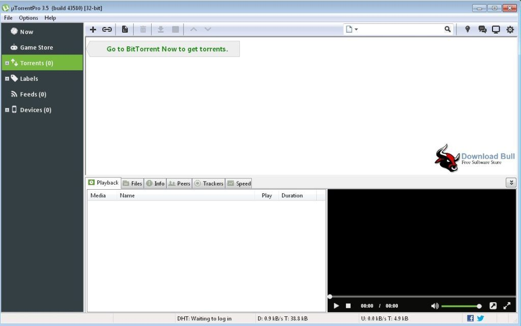 Download The Latest Version of Portable uTorrent Pro 3.5