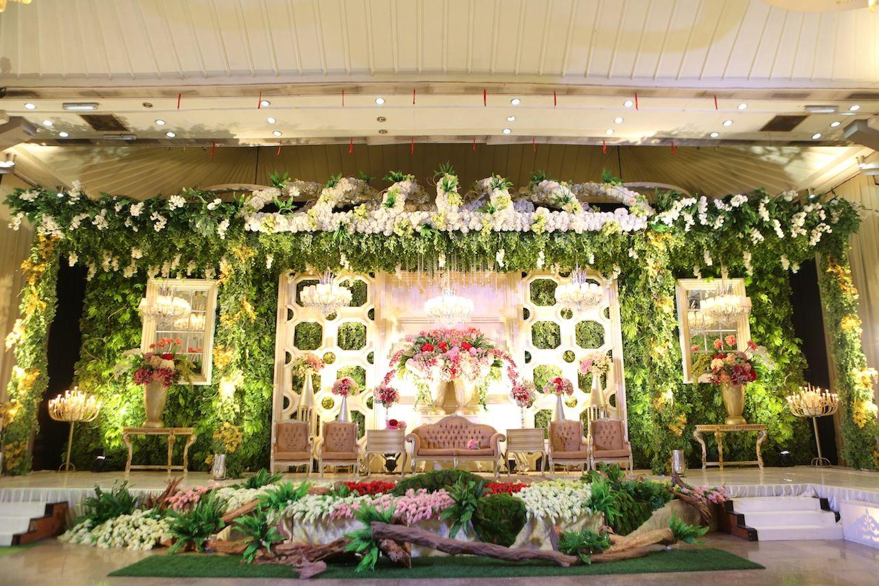 Pernikahan Adat Sunda Bernuansa Alam Dekor2 Pernikahan