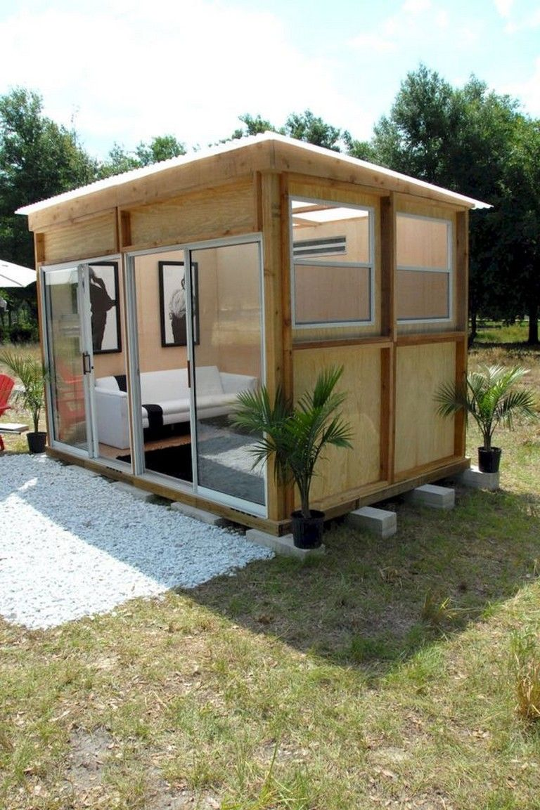 50 Popular Diy Backyard Studio Shed Remodel Design Decor 400 x 300