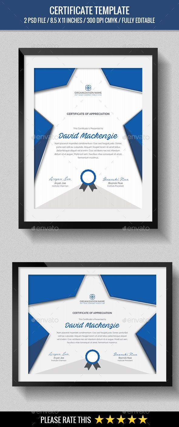pin by best graphic design on certificate templates pinterest