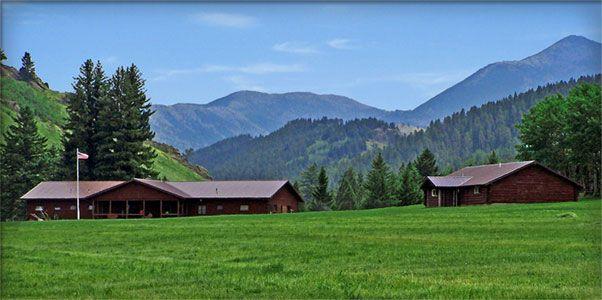 Arrowpeak Lodge Wedding Venue In The Highwood Mountains