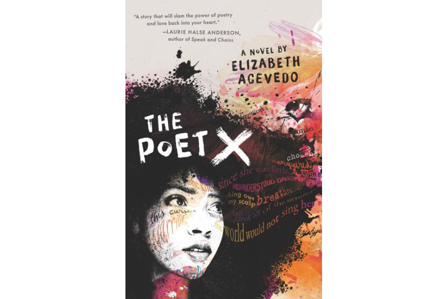 The Poet X In 2020 Ya Book Review Free Verse Poetry Novels