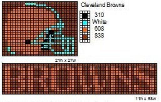 Cleveland Browns by cdbvulpix.deviantart.com on @deviantART