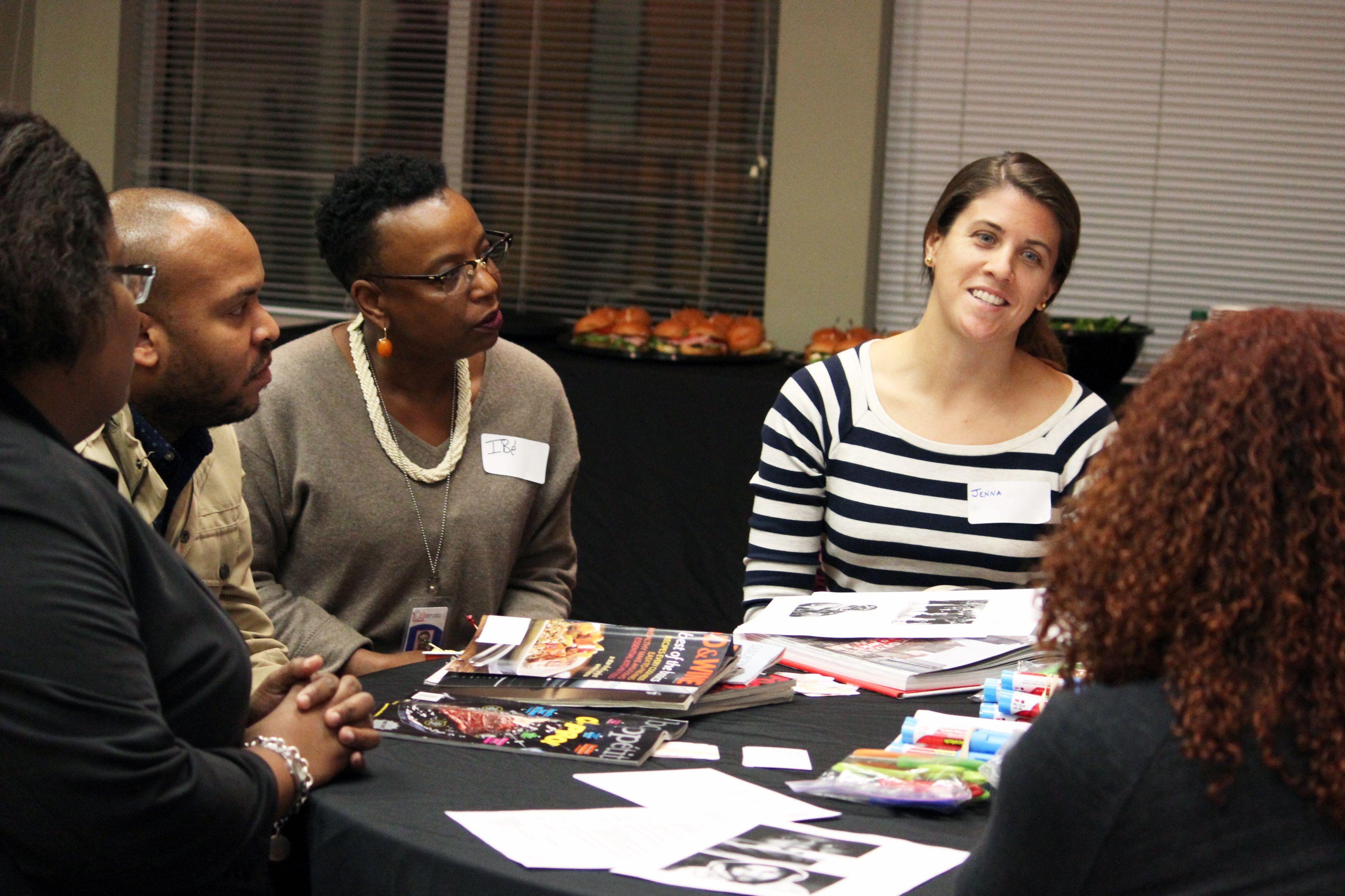 Educators Explore Prism K12 Arts Integration Strategies