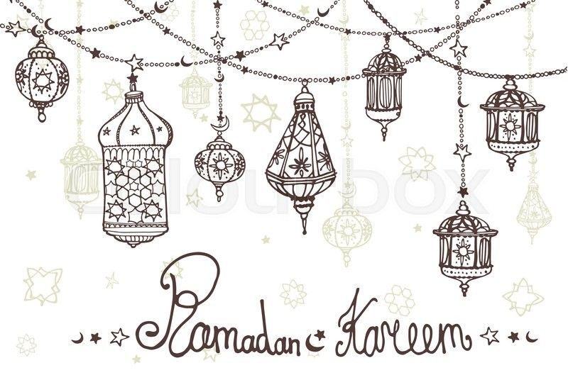Image Result For Hanging Stars And Lanterns Drawing