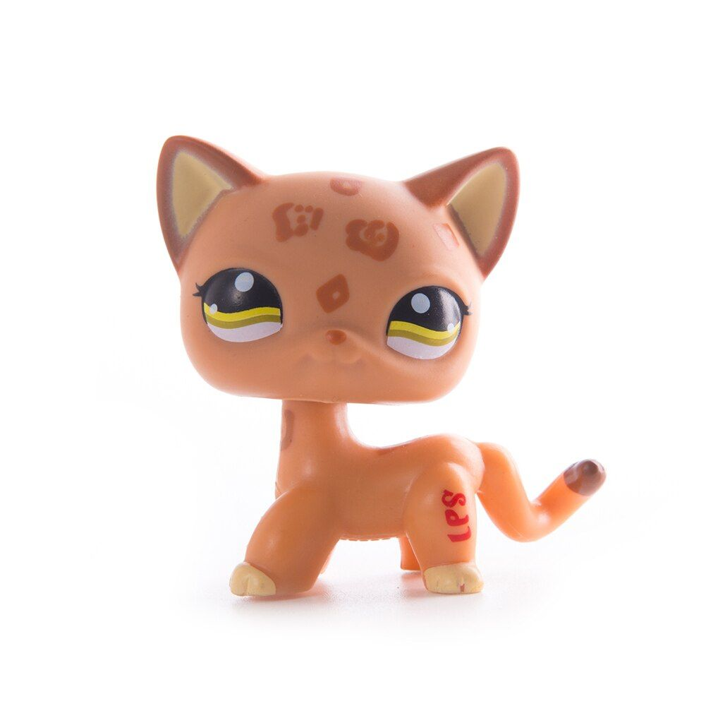 Lps Old Collection Cat Toys Lps Free Shipping Pet Shop Short Hair Cat Action Standing Figure Cosplay Toys Origin Price 1 38 Sale In 2020 Lps Pets Cat Toys Pet Shop