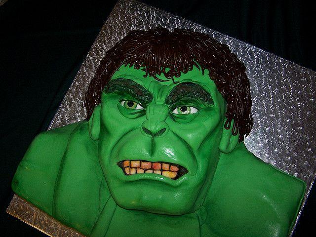 Hulk by Dorrithé Benadé, via Flickr