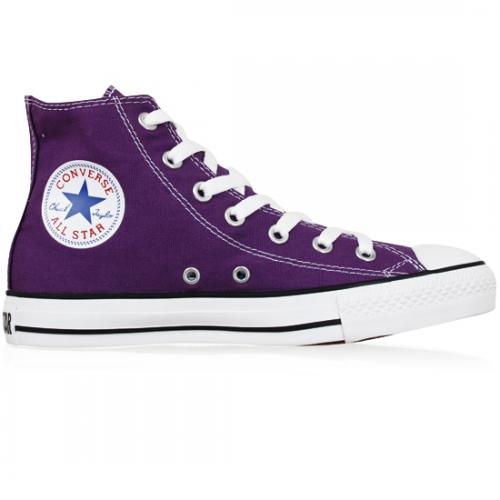 Les It Shoes Converse All Star Hi Violet sont à prix discount sur votre boutique AllezDiscount