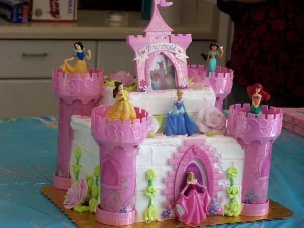 Swell Planning Your Daughters Princess Birthday Party Princess Cake Funny Birthday Cards Online Inifofree Goldxyz