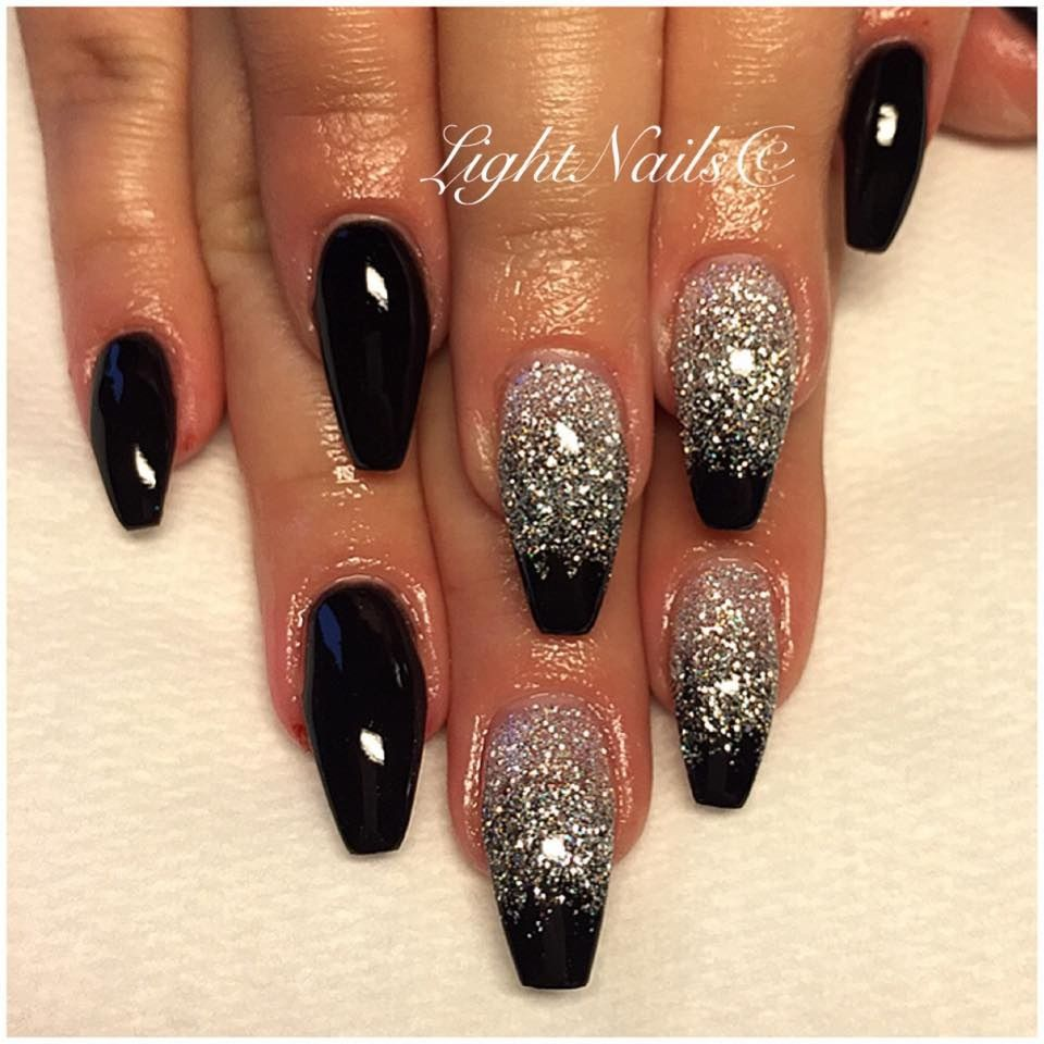 Pin by Marilyn Mendez on Coffin nails design | Pinterest | Nail ...