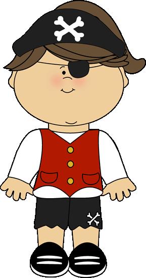 Kid Girl Pirate | Pirate Theme Teaching School Home ...