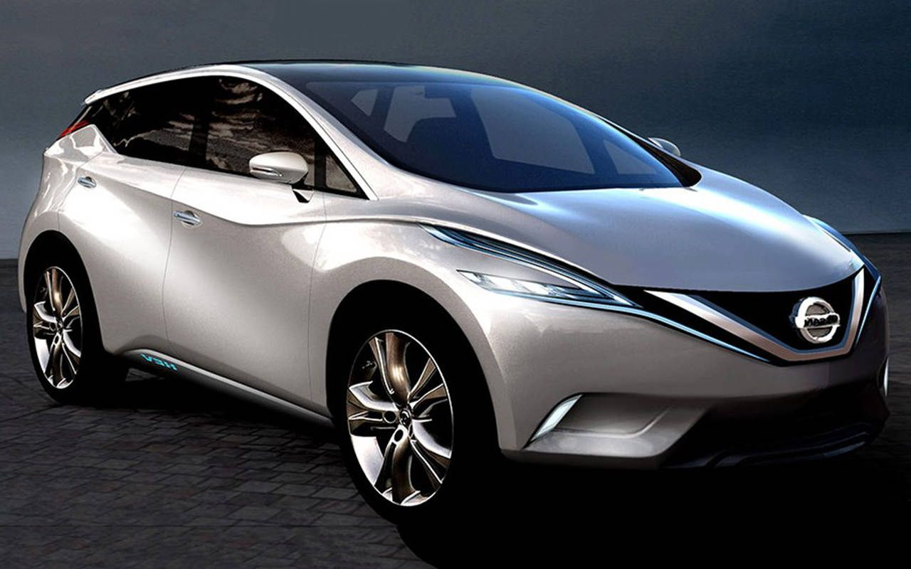 Pin by Briant James on New Car Models 2017   Nissan murano ...