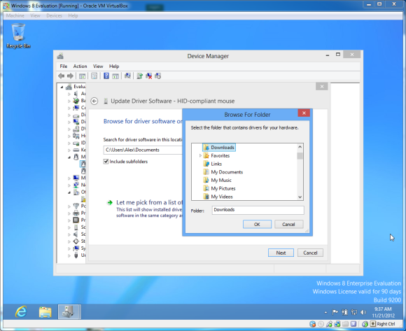 Why, how and where to update your Windows 8 drivers