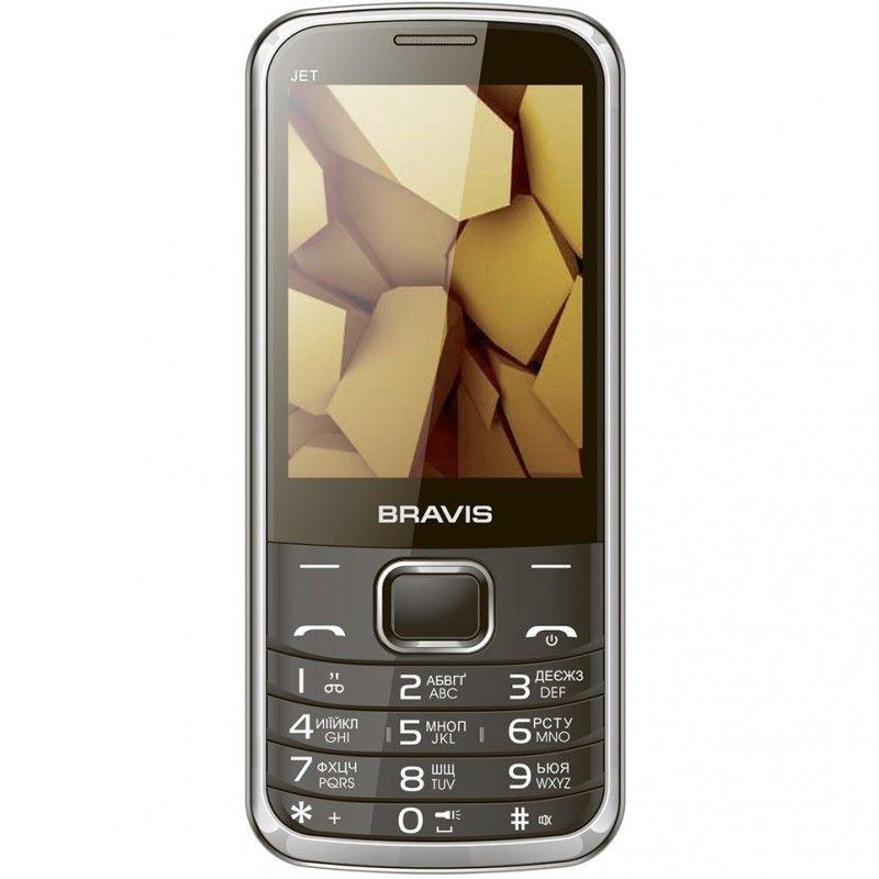 Мобильный телефон Bravis Jet