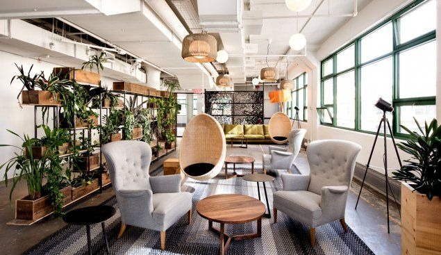 Workspace: the office interiors of 10 of the largest international companies ~ Office
