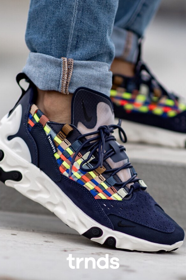 Nike React Sertu | Nike react, Tactical fashion, Sneakers men