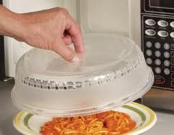 Microwave Cookware Plate Cover With Air Vent 27 Cm Offic Https