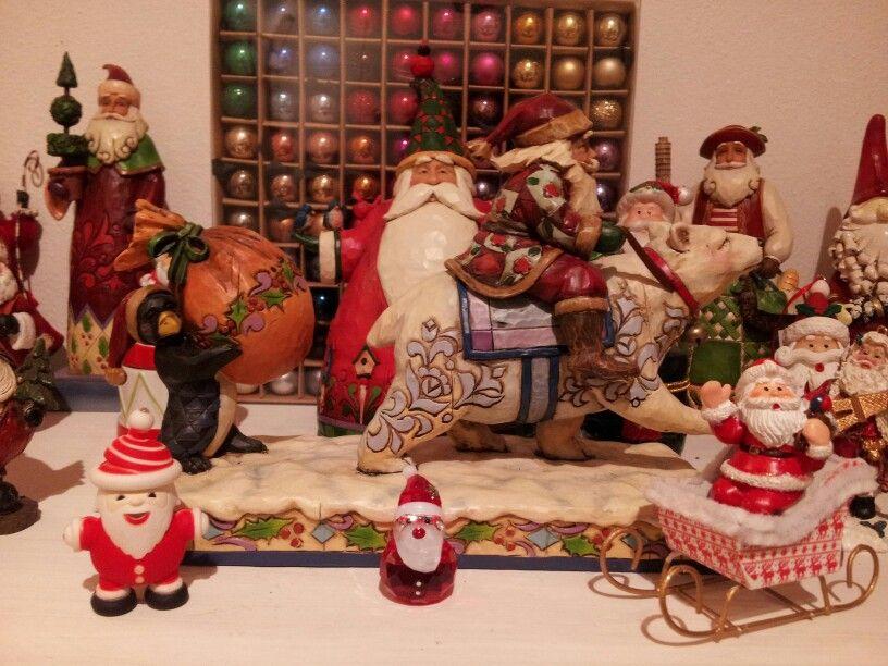 Babbo Natale abita qui