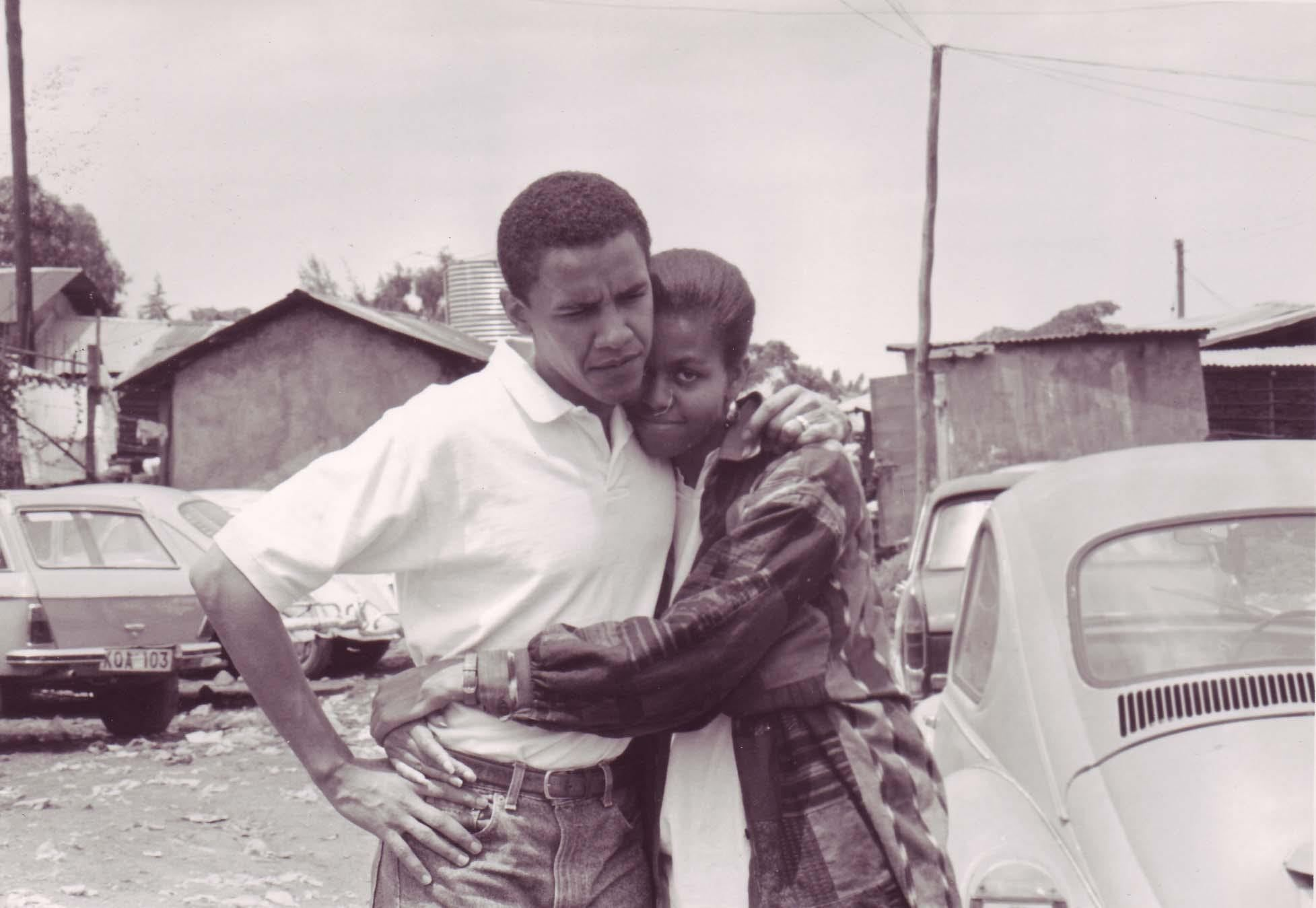 Young Barack And Michelle Obama Barak And Michelle Obama Michelle And Barack Obama Barack And Michelle