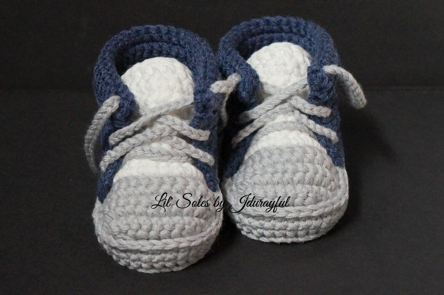 Baby Tennis Shoes, Baby Sneakers, Baby Converse, Baby Chuck Taylors, Crochet  Baby