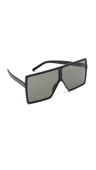 c08783634562a ¡Consigue este tipo de gafas de sol de SAINT LAURENT ahora! Haz clic para