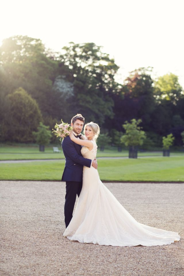 Glam Elegant Clic Wedding With Rustic Touches
