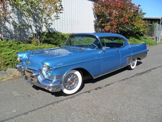 1957 Cadillac Fleetwood 4-Door.