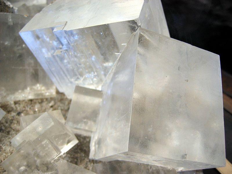 Table Salt Crystals
