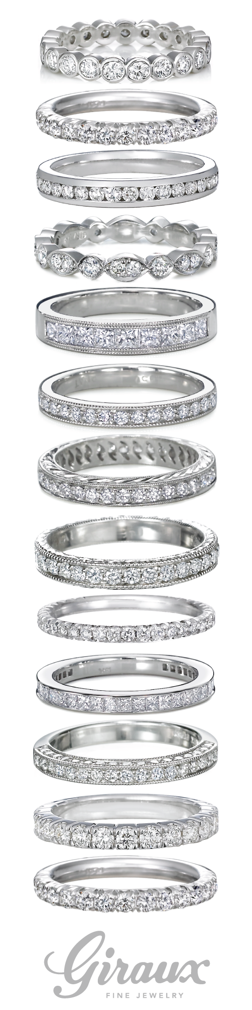 winston band ring engagement cushion micropave diamond cut rings styles stewart vert weddings harry martha bands
