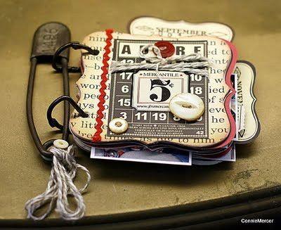 Bits y bobs ..... Connie Mercer por bridgette.jons Vintage