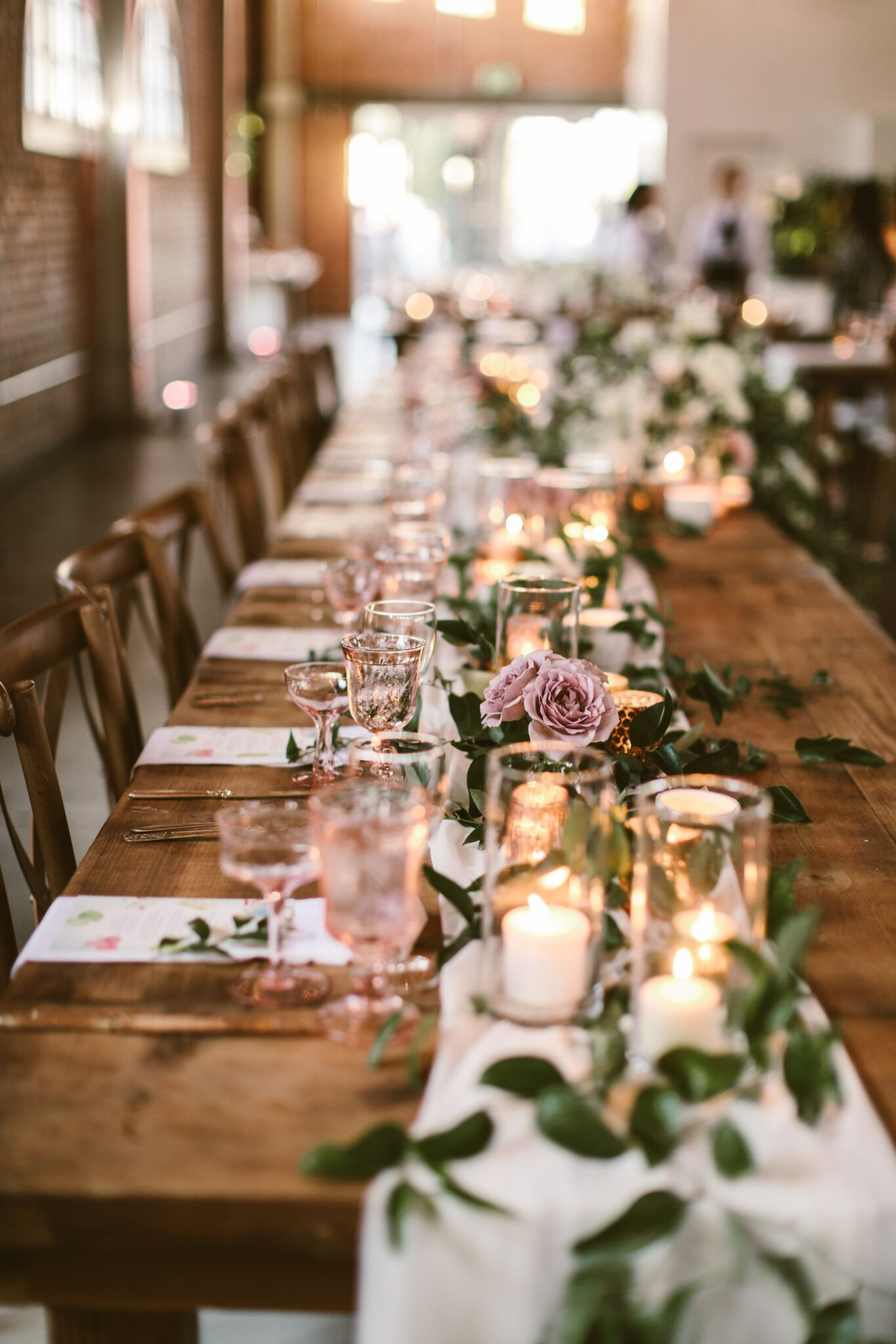 Farm Tables And More San Diego Table Rentals San Diego Wedding Rentals Southern Califo Farm Table Wedding Wedding Centerpieces Pretty Wedding Centerpieces