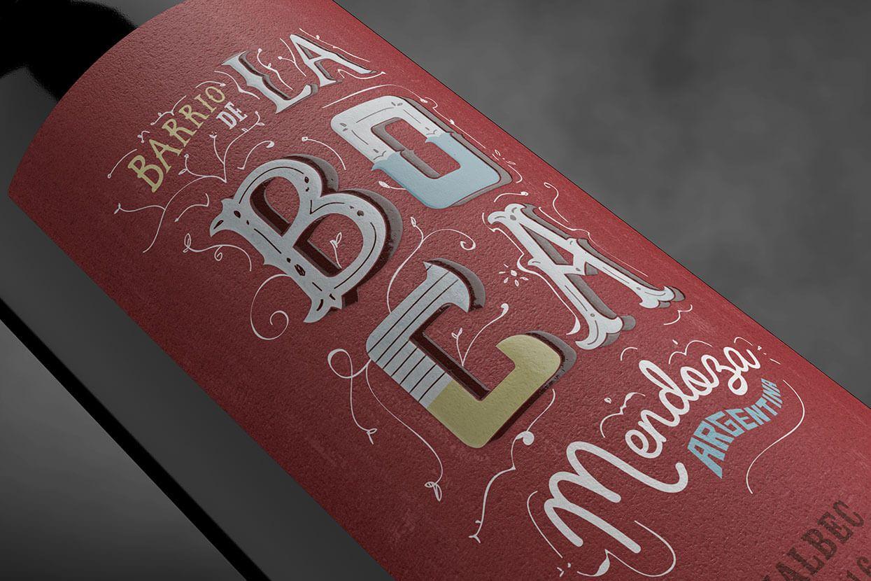 Wine Packaging En 2020 Envasado De Vino Boca Agencia De Publicidad