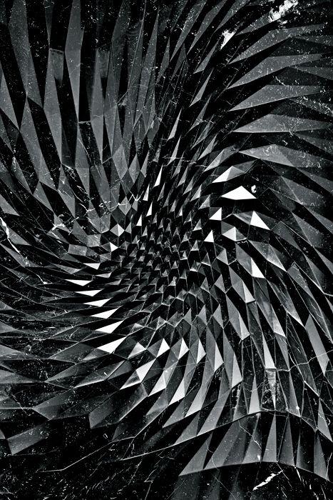 Zaha Hadid For Citco Thorn Wall Feature Zaha Hadid