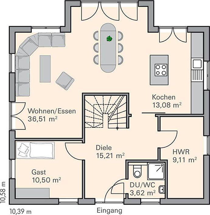 grundriss eg meinke haus pinterest haus haus. Black Bedroom Furniture Sets. Home Design Ideas