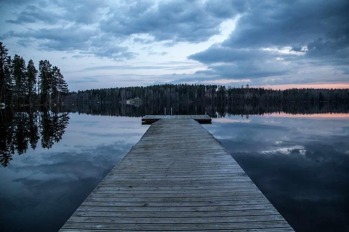 Denmark Norway Sweden Tour Package Scandinavia Holidays Lake Landscape Trip Lake Dock