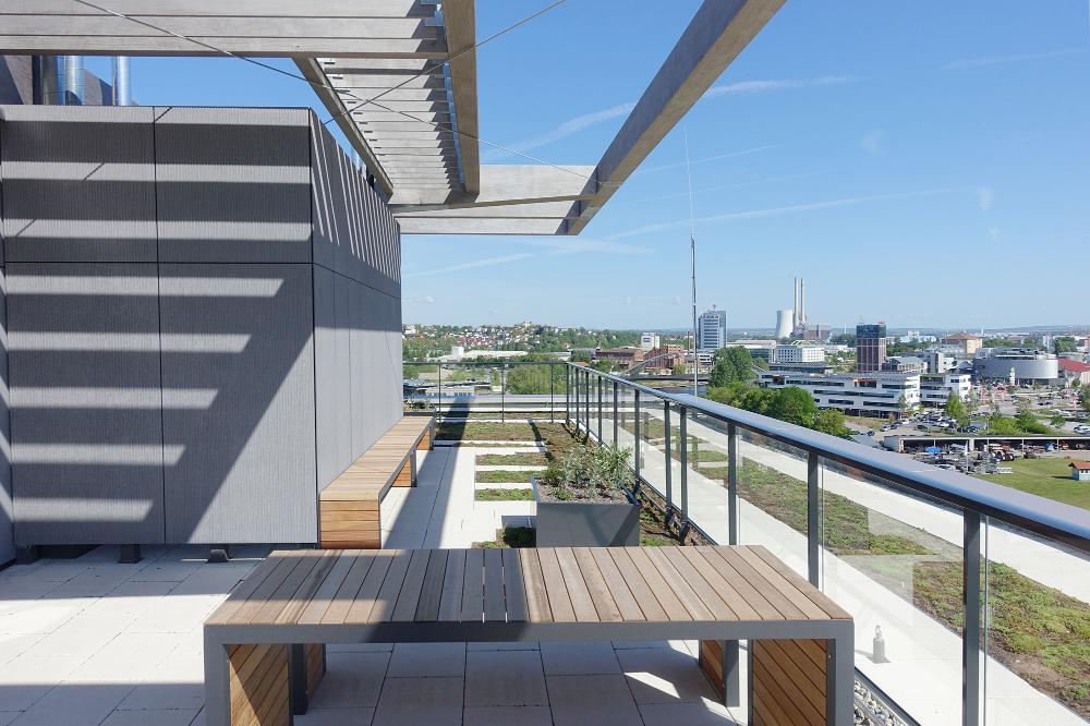 Luftig, leicht und elegant: Besser Wohnen in Deutschlands erstem Holzhochhaus