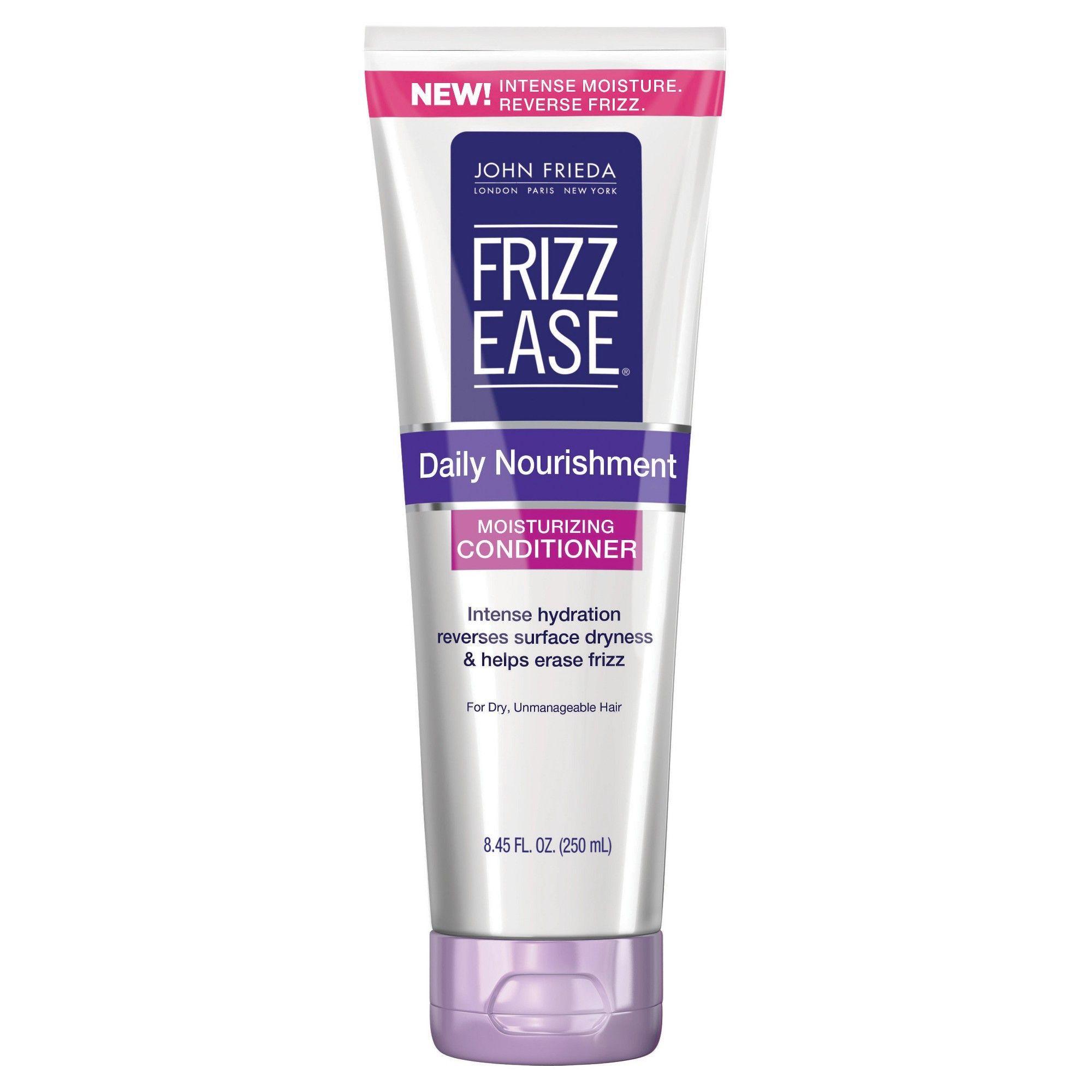 John Frieda Frizz Ease Daily Nourishment Conditioner 8 45oz