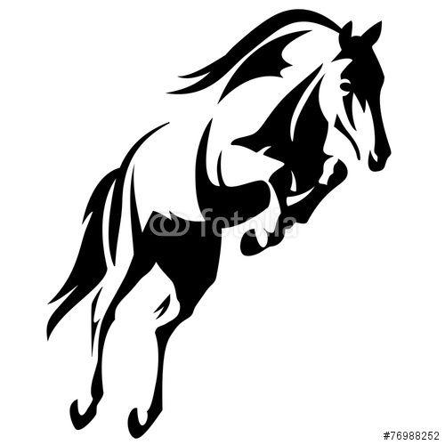 76988252 dessins animaux dessin cheval dessin et tatouage chevaux - Chevaux dessins ...