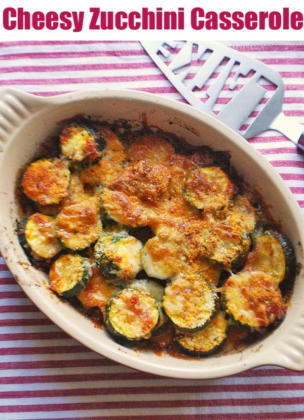 Photo of Zucchini Casserole Recipe   Healthy Recipes Blog
