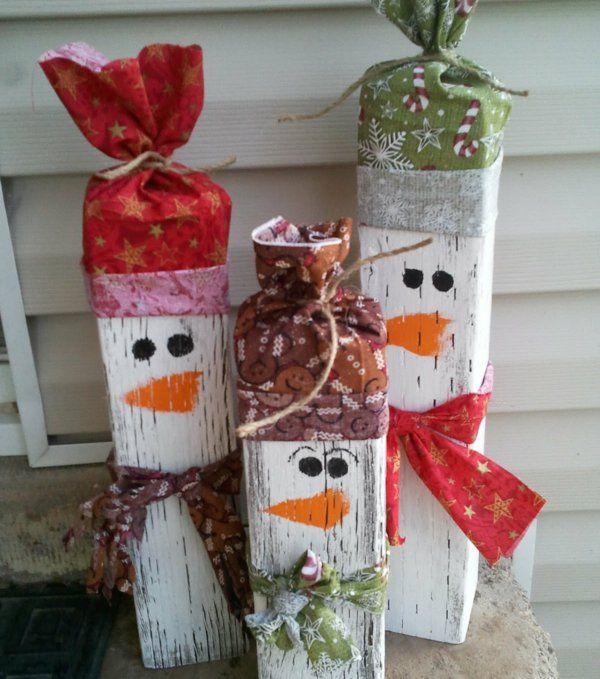 Entzuckend Weihnachtsdeko Basteln Inspirierende Diy Ideen Bretter