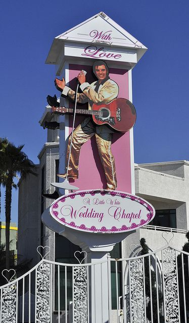 A Little White Wedding Chapel - Las Vegas, Nevada | Little white chapel, Las vegas, Las vegas shows