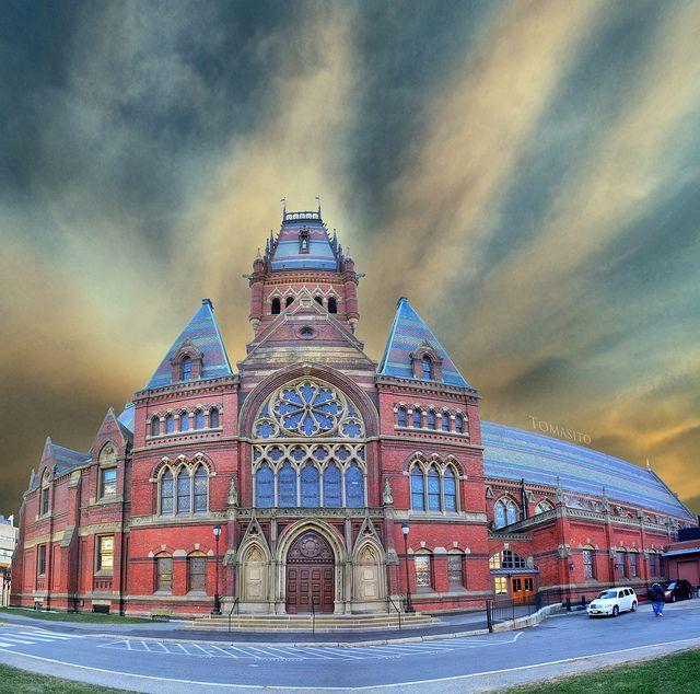 Victorian Foyer University : Memorial hall harvard university cambridge greater