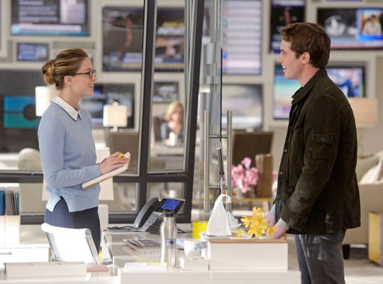 First Look At Blake Jenner As Adam Foster Supergirl 1x11 Stills Supergirl Season Blake Jenner Supergirl 2015