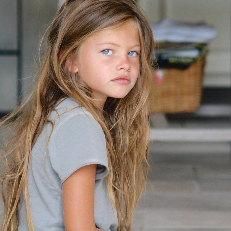 "Once upon a time, young French model Thylane Blondeau was known as ""the most beautiful girl in the world."" No big deal, you might think, lots of models are given that moniker. Except, Blondeau was literally a girl, and she was barely even into double figures when a Vogue photo shoot she participated in raised…"