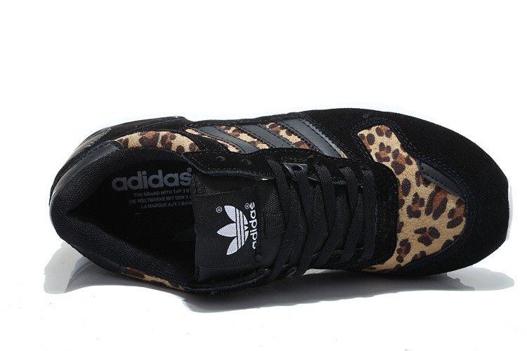 Adidas Dam ZX 700 Core SvartLeopardFtw Vita M21336 Skor