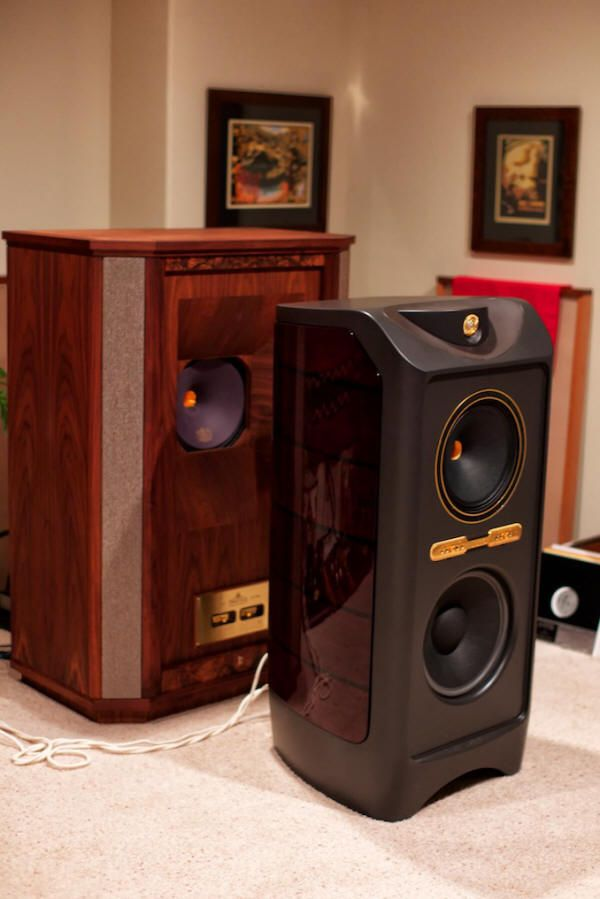 TANNOY KINGDOM AND THE WESTMINSTER