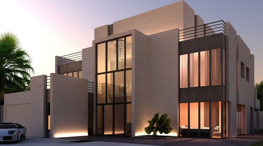 Luxury villa jeddah saudi arabia matteo nunziati for Residential architecture design