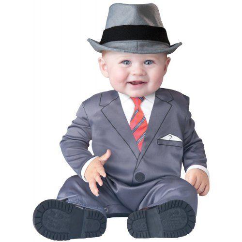 Baby Business Costume - Baby\u0027s Halloween Costume, Infant Large - halloween costume ideas for infants